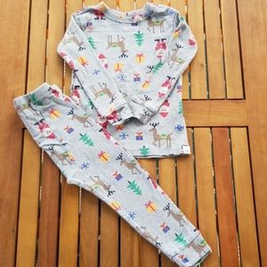 Baby Gap Christmas Pajamas